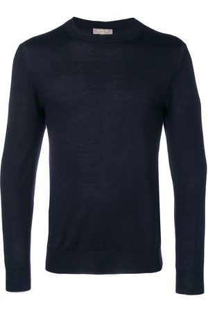 N.PEAL Men Sweaters - Round neck sweater