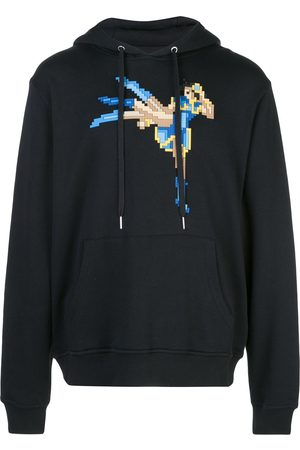 MOSTLY HEARD RARELY SEEN Iron Lady pixelated hoodie