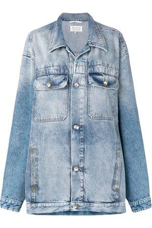 Maison Margiela Oversized denim jacket