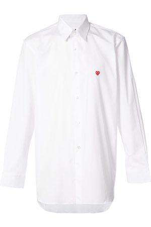 Comme des Garçons Heart logo shirt