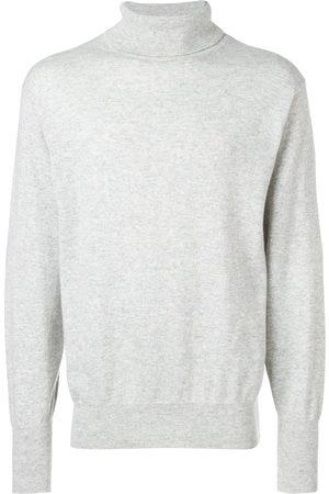 N.PEAL The Trafalgar jumper - Grey
