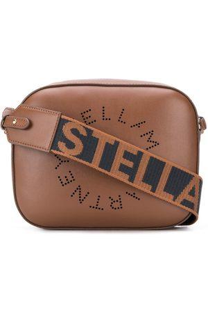 Stella McCartney Women Shoulder Bags - Mini Stella Logo camera bag