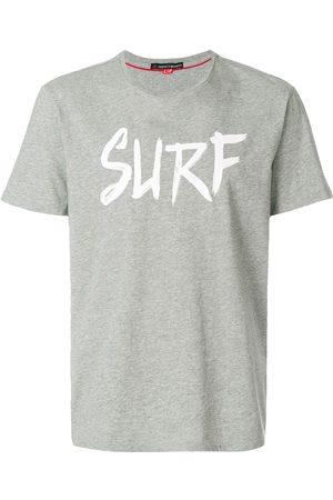 Perfect Moment Surf print T-shirt - Grey