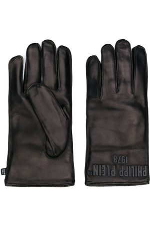 Philipp Plein Short-length gloves