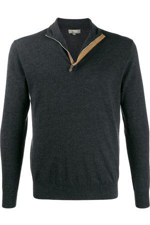 N.PEAL The Regent fine-knit jumper - Grey