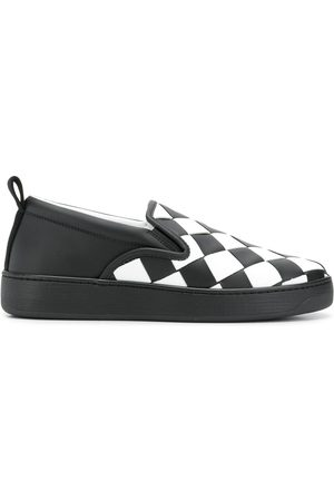 Bottega Veneta Maxi weave slip-on sneakers