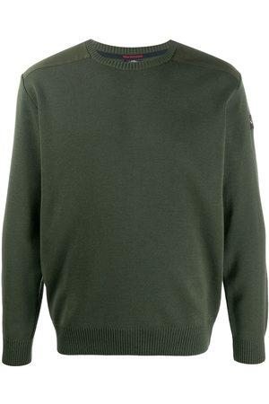 Paul & Shark Men Sweaters - Panelled knit sweater