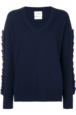 Barrie Women Sweaters - Troisieme Dimension cashmere V-neck pullover