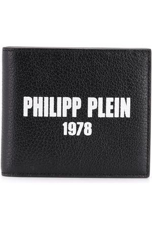 Philipp Plein French bi-fold wallet