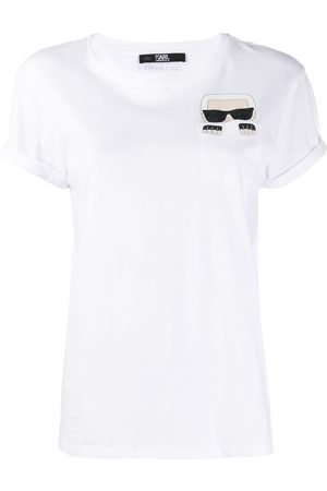 Karl Lagerfeld Karl' print T-shirt