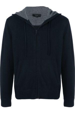 Vince Cashmere zip-up hoodie
