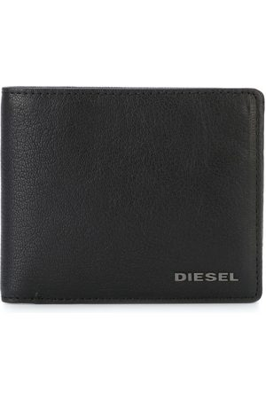 Diesel Men Wallets - Logo plaque wallet