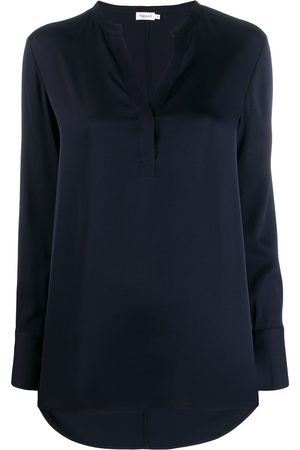 Filippa K Women Blouses - Slit detail blouse