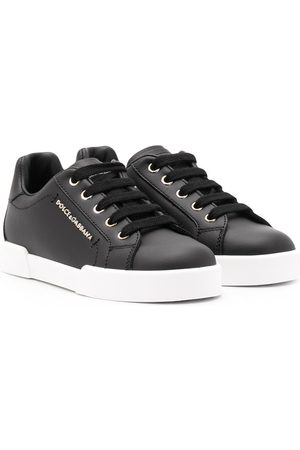 Dolce & Gabbana Logo plaque sneakers