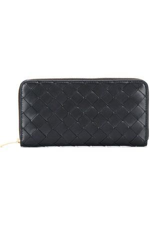 Bottega Veneta Intrecciato weave continental wallet