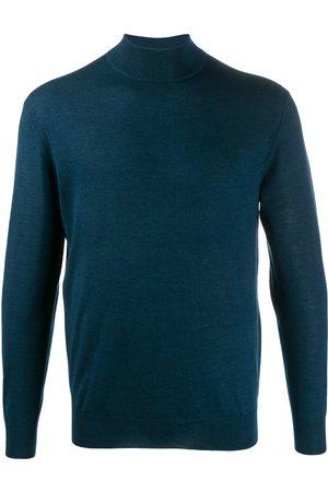 N.PEAL Men Sweaters - Mock neck jumper