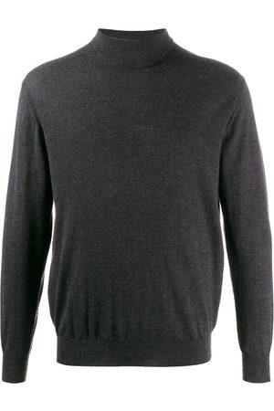 N.PEAL 007 Fine Gauge jumper - Grey