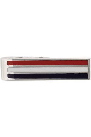 Thom Browne RWB Detail Short Tie Bar - 960 RWBWHT