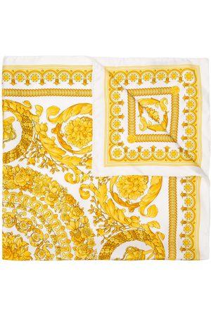 VERSACE Baroque FW'91 silk scarf