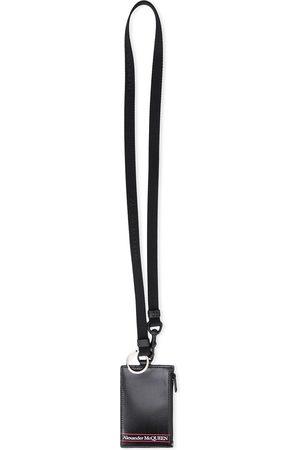 Alexander McQueen Strap pouch keyring