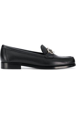 Salvatore Ferragamo Women Loafers - Gancio loafers