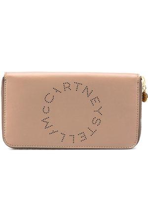 Stella McCartney Women Wallets - Stella Logo zip-around wallet