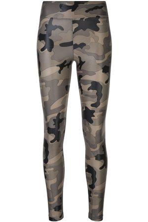 Koral Camouflage print leggings