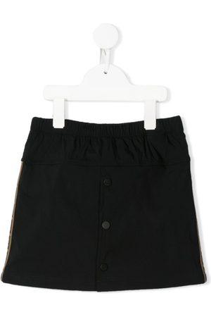Fendi FF trim skirt
