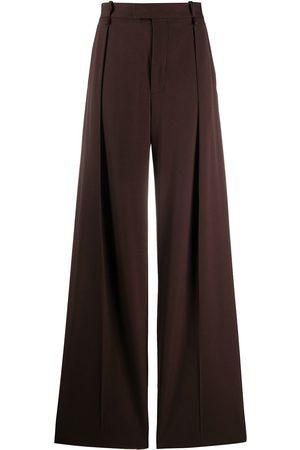 Bottega Veneta Wide-leg tailored trousers