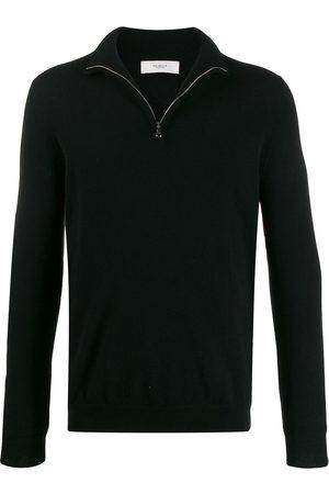 PRINGLE OF SCOTLAND Half-zip cashmere jumper