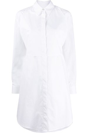 MM6 MAISON MARGIELA Belted shirt dress