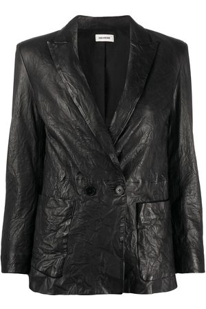 Zadig & Voltaire Visko double breasted blazer