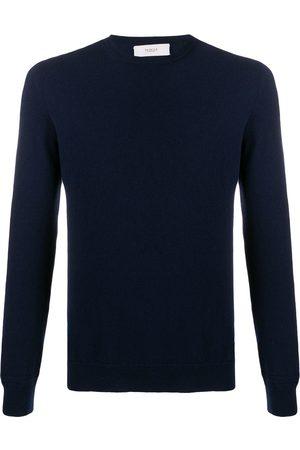 PRINGLE OF SCOTLAND Round neck fine knit jumper