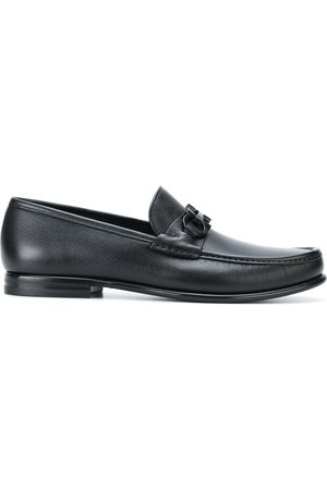 Salvatore Ferragamo Men Loafers - Gancini horsebit loafers