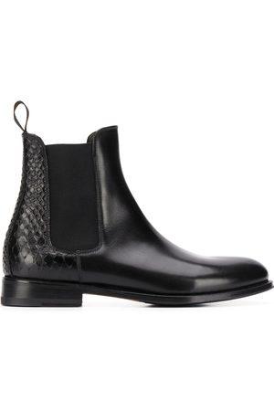 Scarosso Ottavia chelsea ankle boots