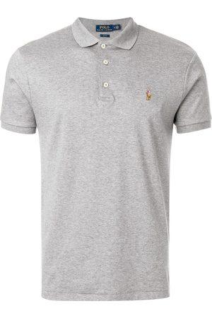 Polo Ralph Lauren Men Polo Shirts - Logo polo shirt - Grey