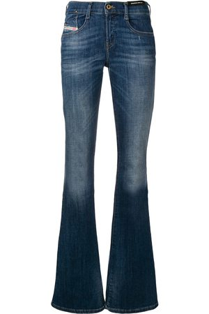 Diesel Women Bootcut - Bootcut - d-ebbey jeans
