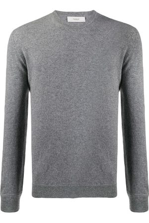 PRINGLE OF SCOTLAND Relaxed-fit cashmere jumper - Grey