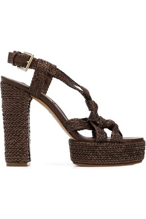 Casadei Manu Ushuaia platform sandals