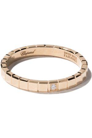 Chopard 18kt Ice Cube Pure diamond ring - FAIRMINED