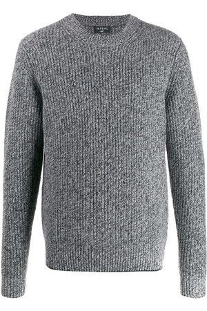 N.PEAL Chunky marled jumper - Grey