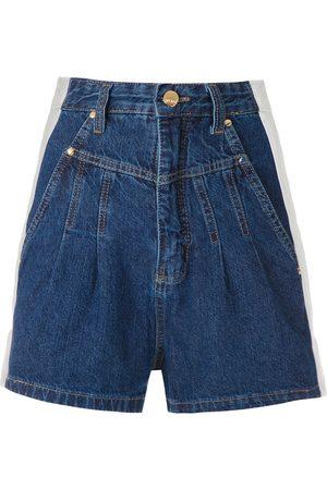 AMAPÔ Clochard bicolor shorts