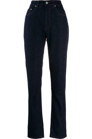 KATHARINE HAMNETT LONDON Women High Waisted - High rise tapered jeans