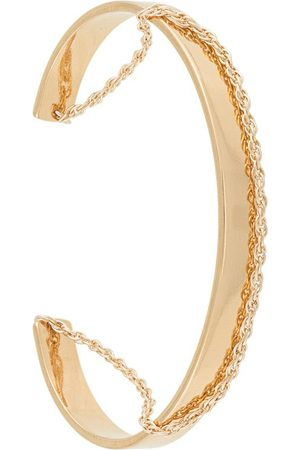 Petite Grand Women Bracelets - Chain and Cuff bracelet - Metallic