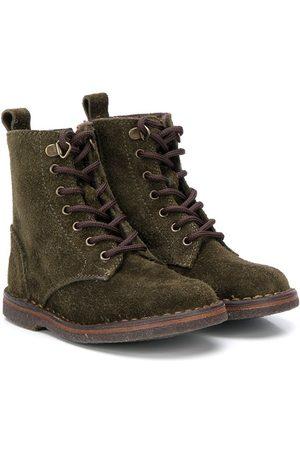 PèPè Lace-up hiking boots