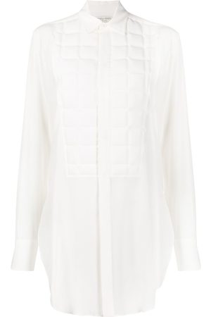 Bottega Veneta Quilted front shirt