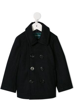 Familiar Boys Coats - Classic double-breasted coat