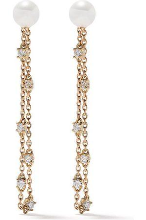 Yoko London 18kt gold diamond Trend earrings - 6