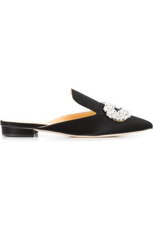 GIANNICO Daphne pointed mules