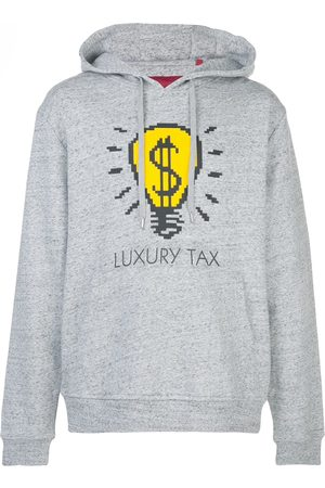 MOSTLY HEARD RARELY SEEN Bulb jersey hoodie - Grey